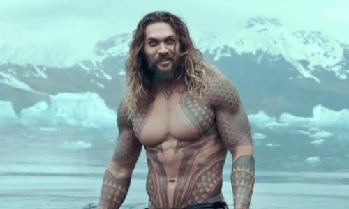 L'allenamento di Jason Momoa [Aquaman]